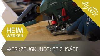 Werkzeugkunde: Die Stichsäge richtig anwenden