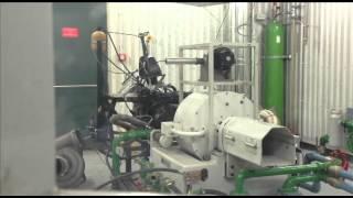 Le moteur de TASIA 12 sur le banc