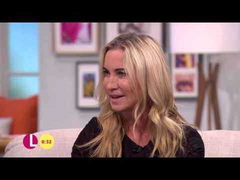 Fern Britton And Meg Matthews Talk Time Crashers   Lorraine
