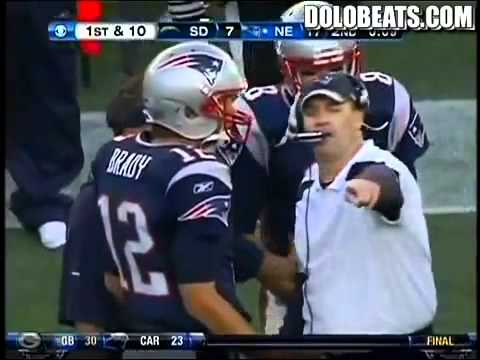 vince wilfork interception patriots vs chargers youtube