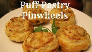 Puff Pastry Pinwheel | Chicken Swirls | Yummy Snack For Iftar By Morewish Cuisine