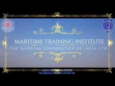 Maritime Training Institute   The Shipping Corporation of India Ltd  