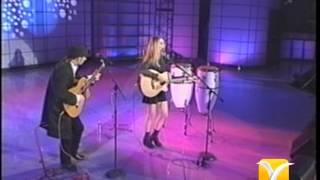 Marie Claire D´Ubaldo, Los Ojos de Mi Padre, Festival de Viña 1995