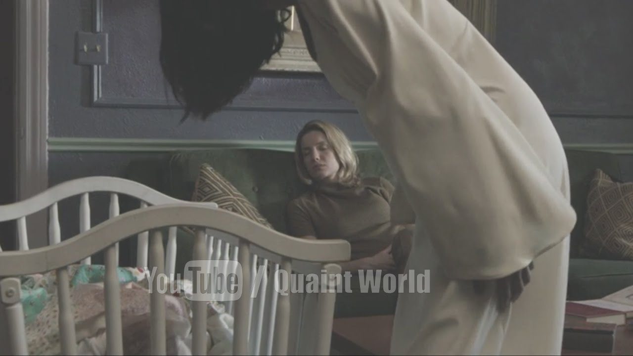 Download Annabelle (2014) - Home Alone Horror movie Scene [Full HD,1080p]