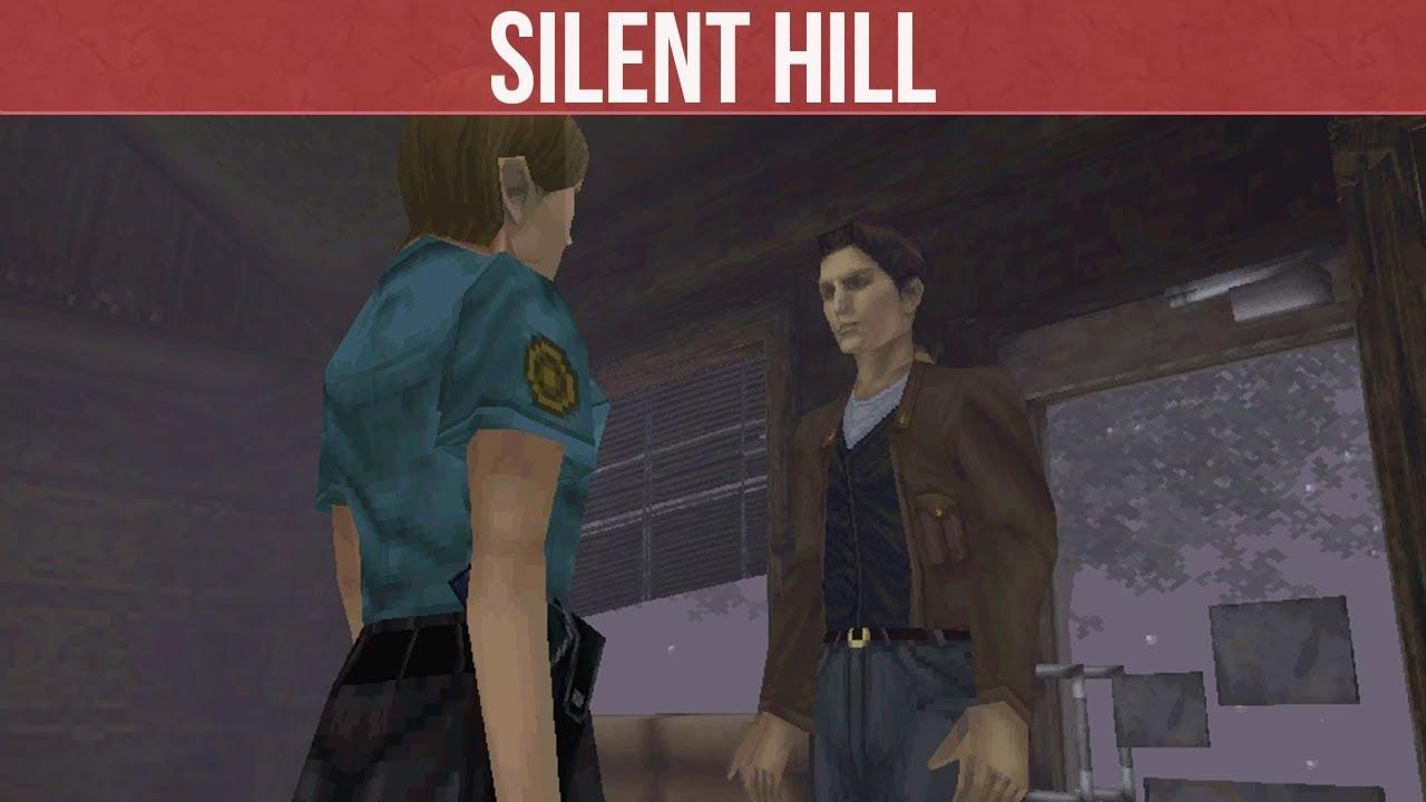 Silent Hill Gameplay - RetroArch 1 7 7 - Beetle PSX HW (PGXP) | Ps1 Emulator