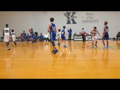 Josh Dionisio Kerman Middle School vs Fletcher Middle School 28 Feb 2017