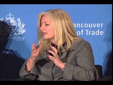 Vancouver Board of Trade - Economic Outlook with Tamara Vrooman