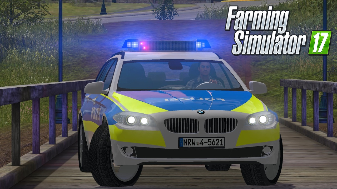 Ls 17 Polizei Mod Endlich Verf 220 Gbar Download 😍 Youtube