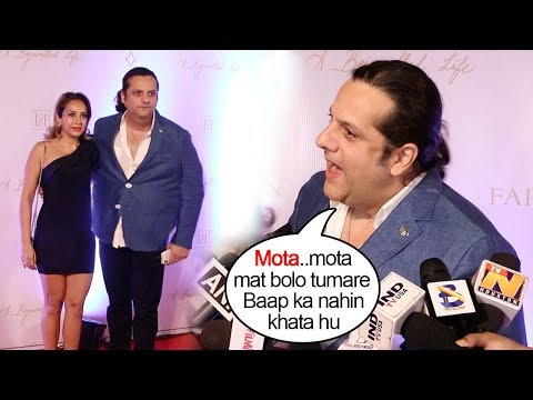 Fardeen Khan's ANGRY Reaction On His Extreme Weight Increase