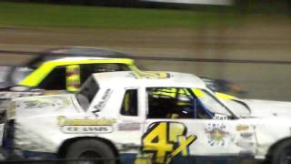 Marshalltown Speedway IMCA Hobby Stock Feature