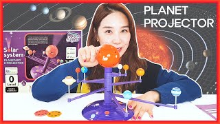 Solar system Planet Projector …