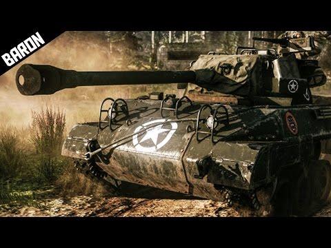 My FAVORITE American TANK - War Thunder Gameplay