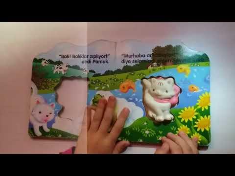 Sevimli Kedi (Güneş YARAR), 1.Sınıf Kitap Okuma