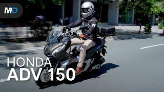 Download 2020 Honda ADV 150 Review - Beyond the Ride