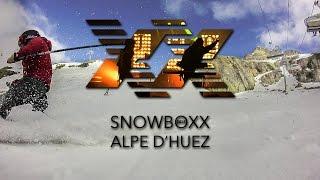 SNOWBOXX 2015 ALPE D