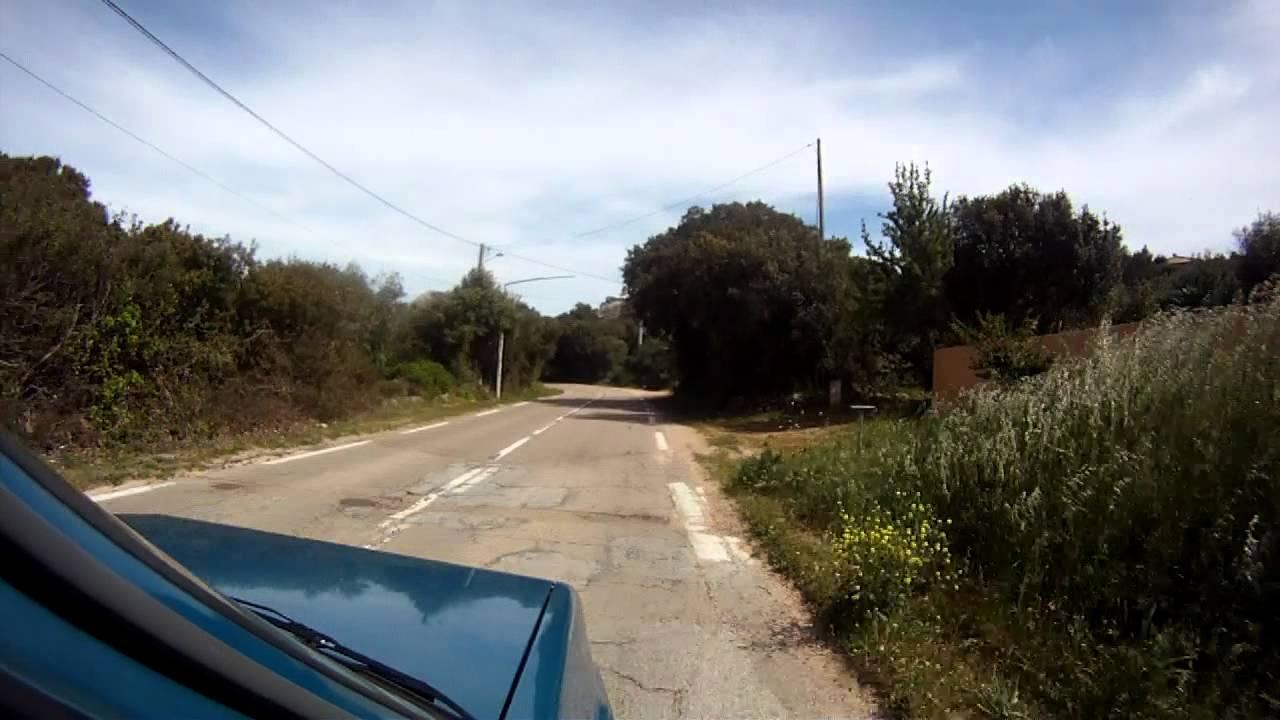 Corsica By Car Sartene Bonifacio 6 8 Youtube