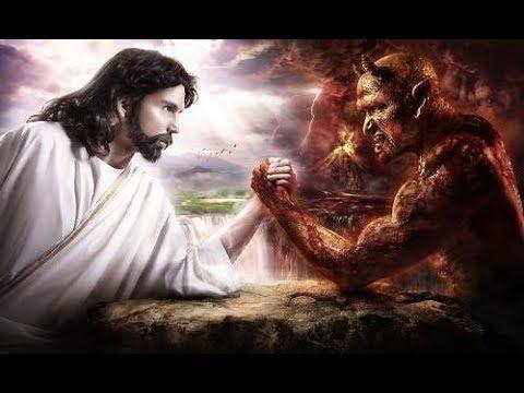 demon joshua-fałszywy Jezus-ostrzeżenie dla obudzonych od papieża Franciszka,walka dobra ze złem
