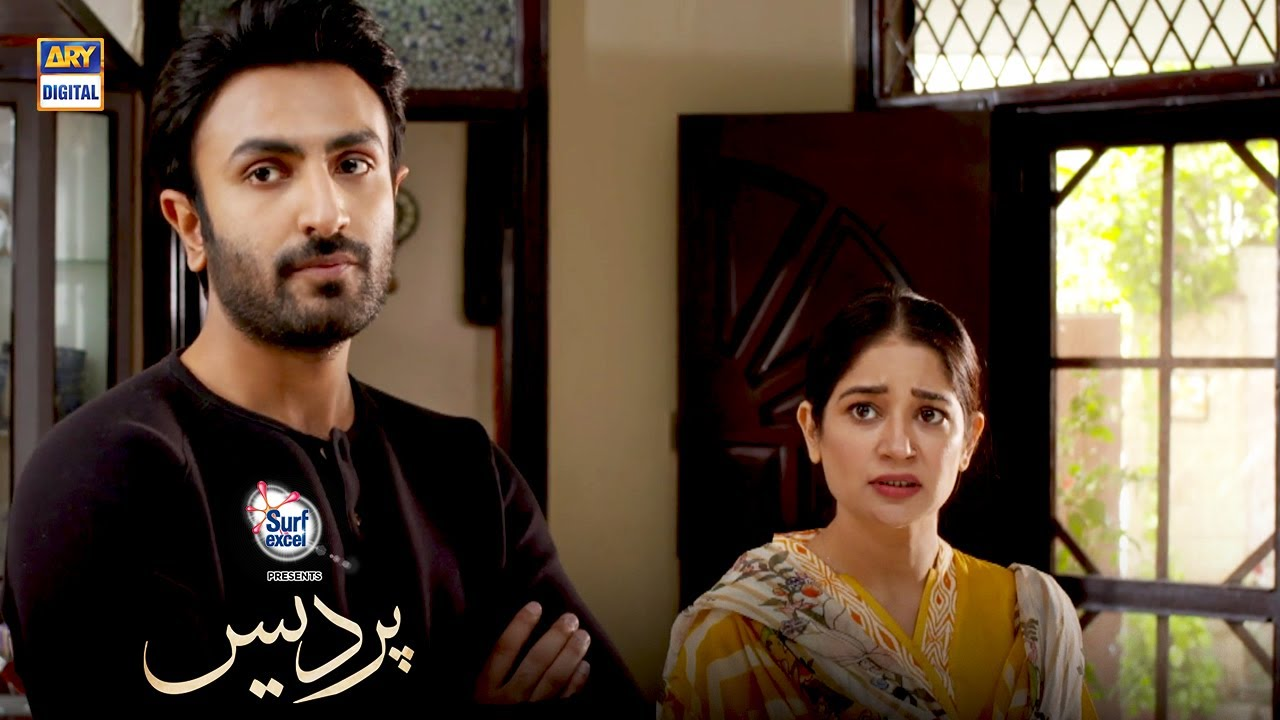 Yaad Karen Wo Waqt   Best Scene   Pardes Presented By Surf Excel   ARY Digital Drama