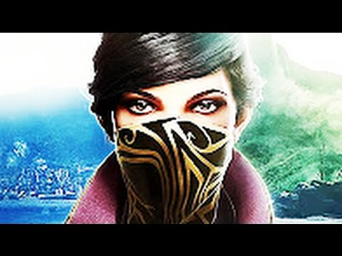 Dishonored 2 Gameplay Walkthrough – E3 2016 Demo (PS4/PC/Xbox one)