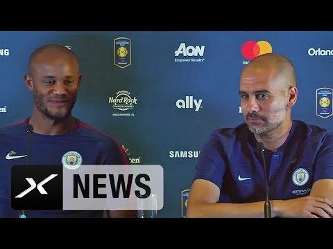 Verwirrter Pep Guardiola will komplett neue Mannschaft | Manchester City | Premier League