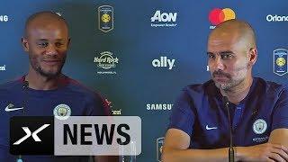 Verwirrter Pep Guardiola will komplett neue Mannschaft   Manchester City   Premier League