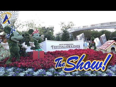 Festival of the Holidays; Air Unlimited; Marilyn Monroe dress; latest news - Attractions The Show!