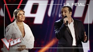 Karol G and Javi Moya - 'Dicen' | The Final | The Voice Of Spain 2019