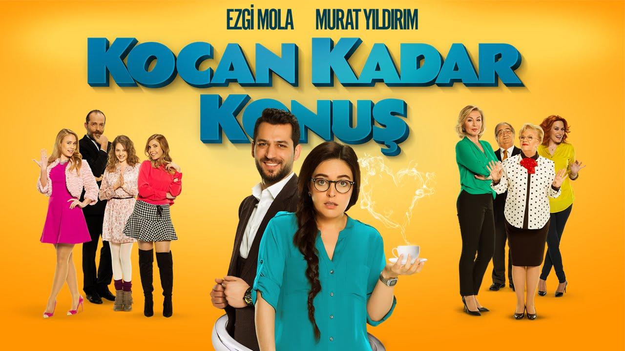 İlk kitabından sonra BKM tarafından çekilen ilk filmi de çok beğenilen Kocan Kadar Konuş serisi, 1 Ocak'ta yine bizimle beyazperdede buluşacak!
