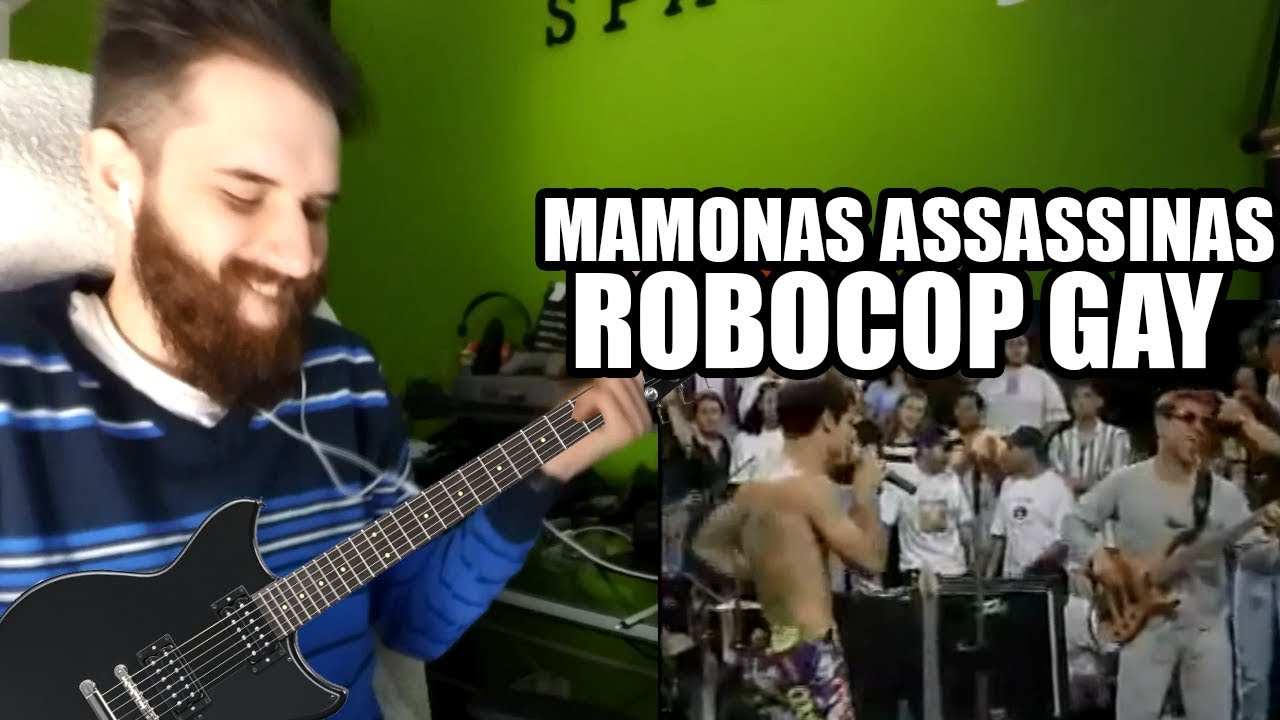 ROBOCOP GAY - MAMONAS ASSASSINAS