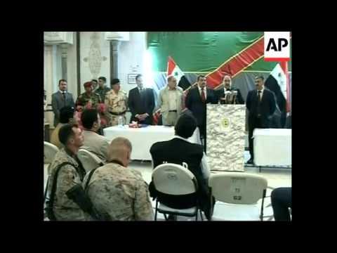 Iraqi Shiite PM visits Sunni insurgent stronghold of Ramadi
