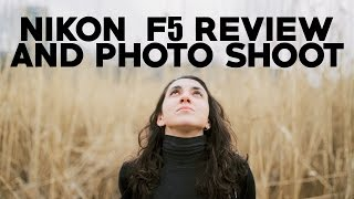 nIKON F5 REVIEW AND PHOTO SHOOT : : Includes Sample Images of Fuji Pro 400H and Ilford Delta 3200