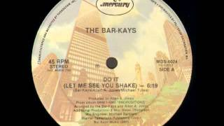 BarKays Do It Let Me See You Shake 12'' Thumbnail