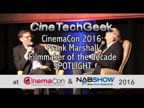 CC16 Frank Marshall - Filmmaker of the Decade Spotlight