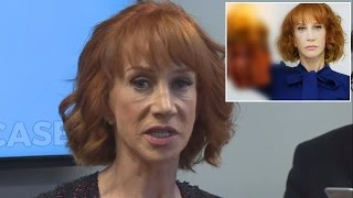 Kathy Griffin Says Trump is Trying to Ruin Her Life After Photo Scandal