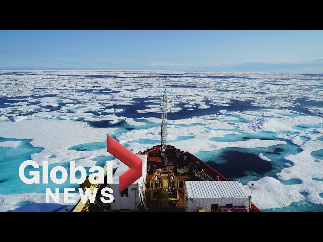 Canadian icebreaker contract awarded to BC, Quebec in political move by Liberals