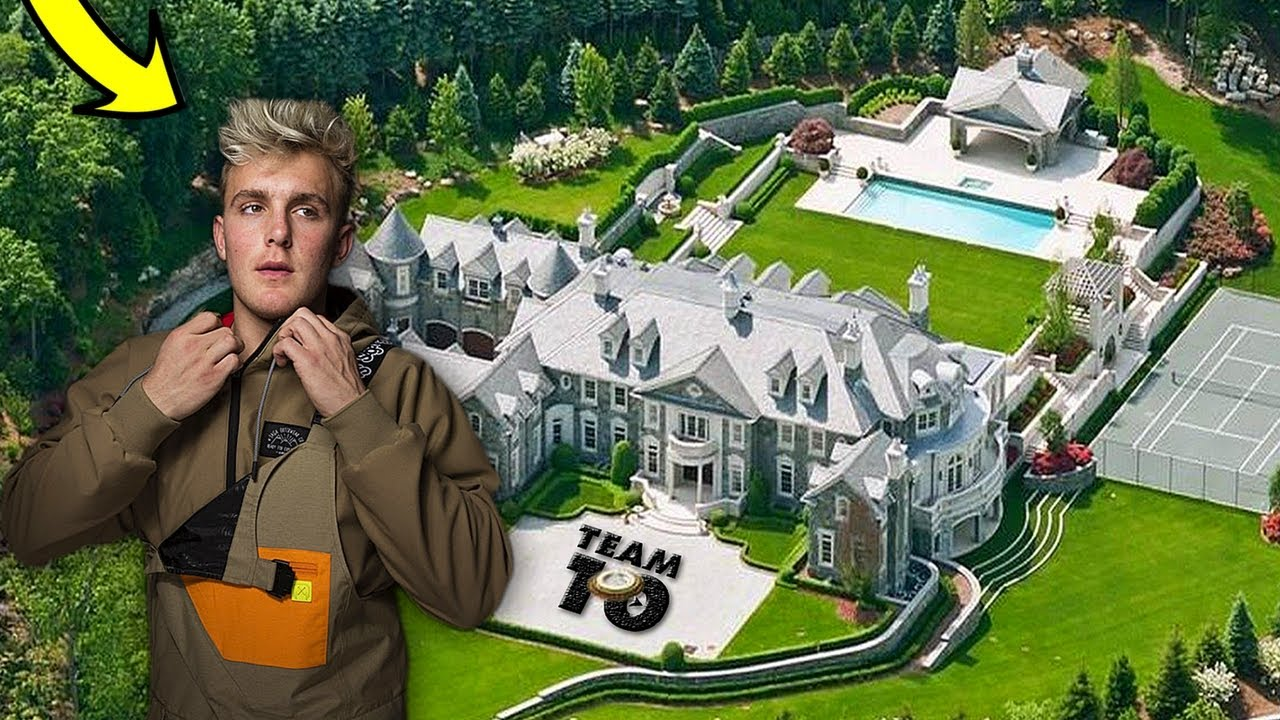 Top 10 Most Expensive Youtuber Houses Ricegum