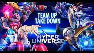 Hyper Universe Prológo e Vitória no PVP!! servidor br