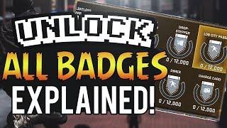Nba 2k18 tips: how to unlock all badges explained! badge progress, new hof badges, full badge list!