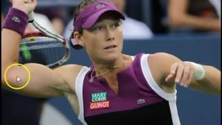 Australian Female Tennis Player Samantha Stosur Is Man   Serena & Venus Williams Exposed As Men