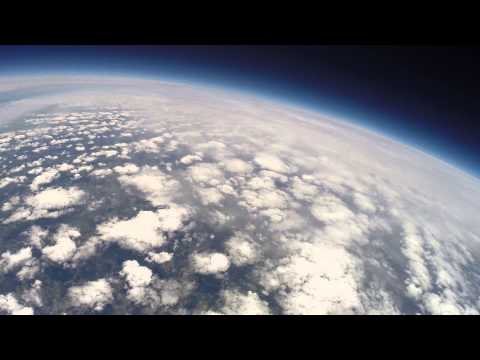 Bolton School in Space - Full Video of High Altitude Balloon Launch