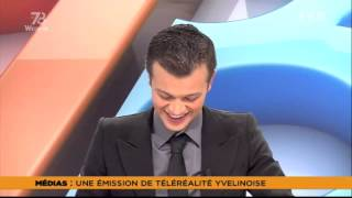 Le 7/8 Week-end – Emission du vendredi 10 janvier 2014