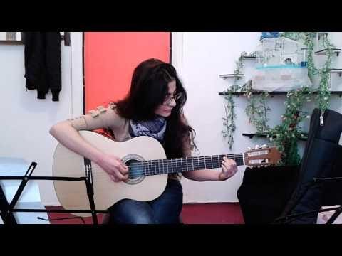 Give Love A Try - Nigar Bagirova - Ozan Gitara Kursu
