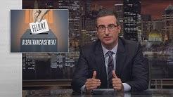 Felony Disenfranchisement: Last Week Tonight with John Oliver (HBO)