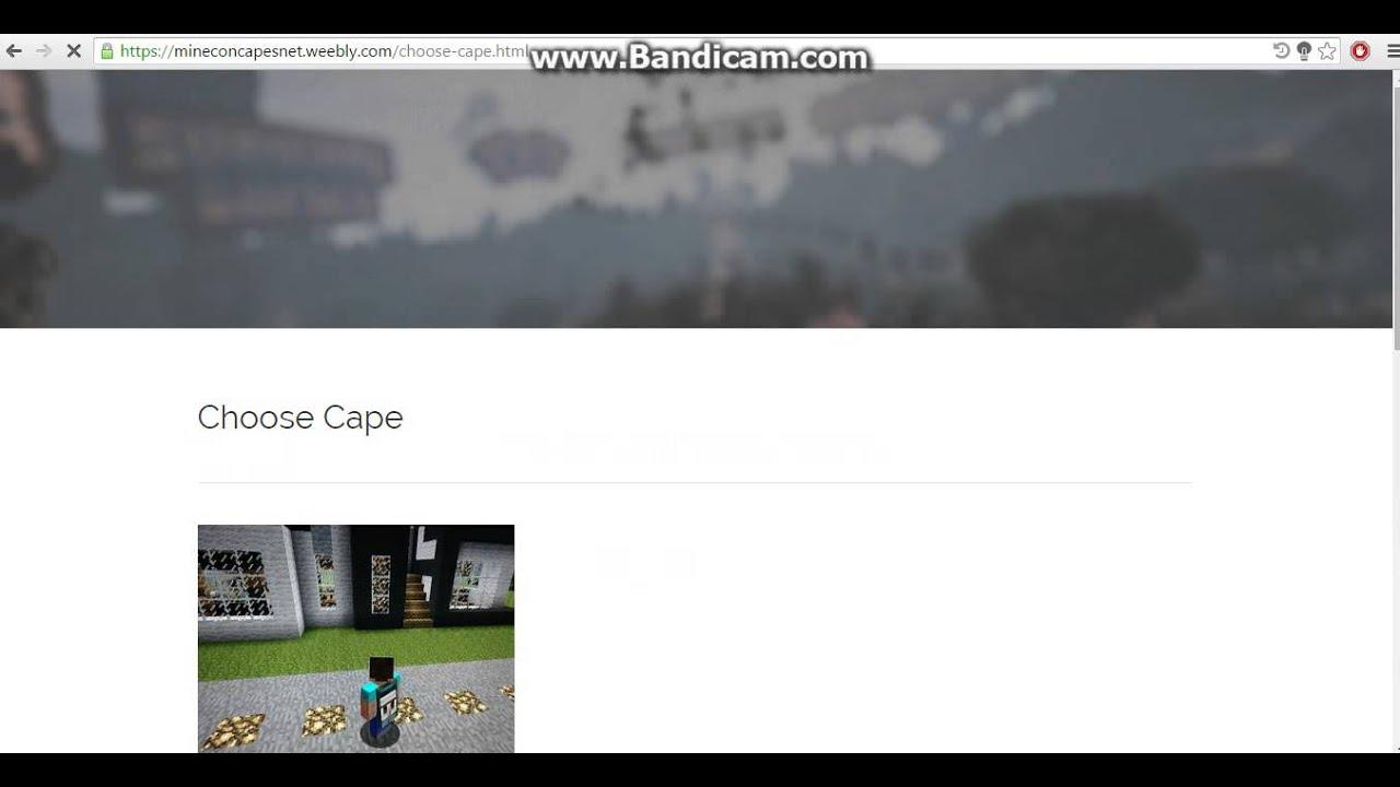 GRATIS Minecon-Cape in Minecraft bekommen? Gratis/Legal ...