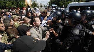 Митинг Навального! Москва 5 мая! ЧТО ТВОРЯТ ЖЕНЩИНЫ?