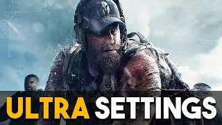 Ghost Recon Wildlands PC Ultra Settings Gameplay