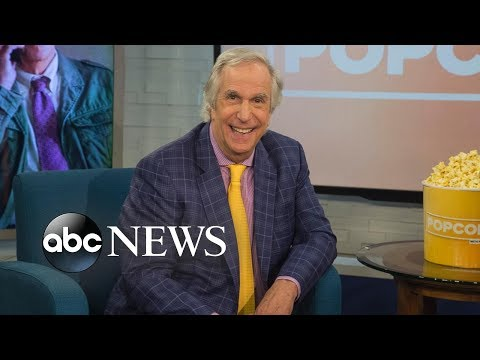 'Barry' star Henry Winkler on navigating the challenges of dyslexia
