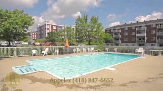 Vidéo Appartements à louer Québec - 2540 boulevard Lebourgneuf #103