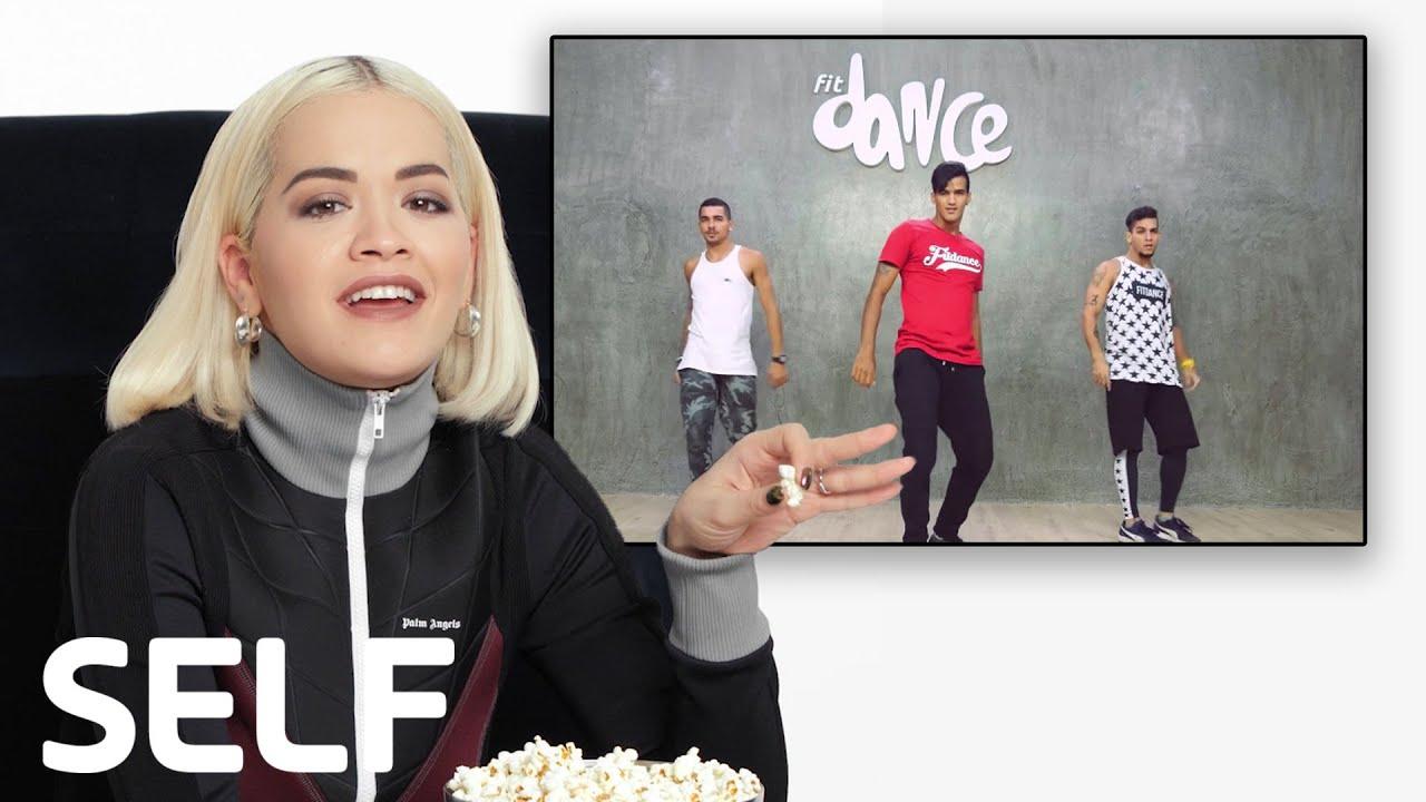 Rita Ora Reviews the Internet's Biggest Viral Dance Videos   SELF