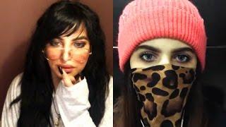 تحدي بين بنتين سعوديتين !